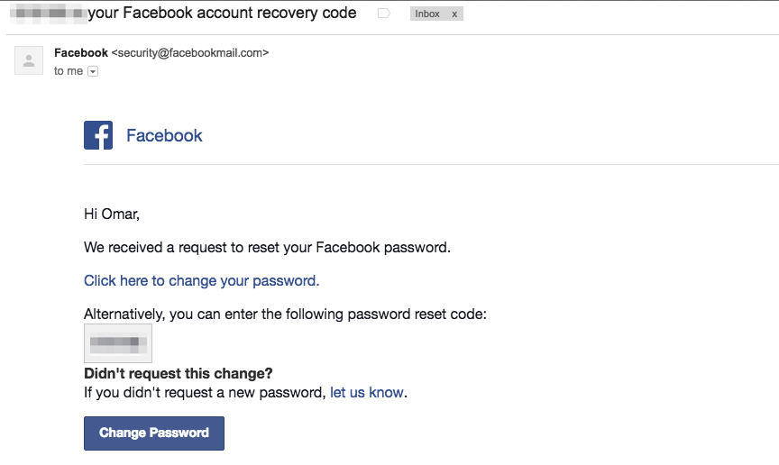 """WRITE UP – Facebook bug bounty: """"Getting access to prompt"""