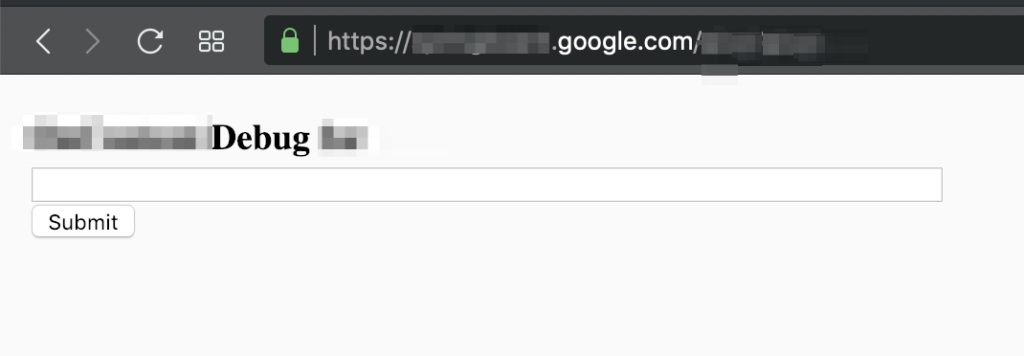 WRITE UP – GOOGLE BUG BOUNTY: LFI ON PRODUCTION SERVERS in